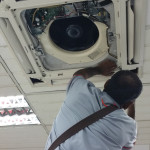 Commercial Aircon Servicing