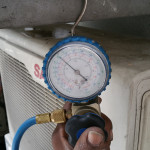 Ducted Aircon Refrigerant Servicing