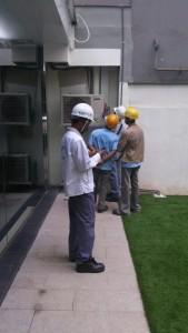 Industrial Aircon Installation