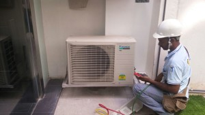 Industrial Aircon Installation