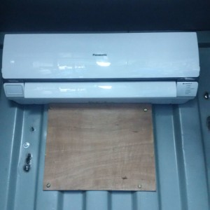 Panasonic Aircon for Container