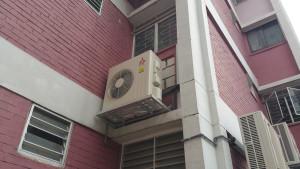 Retail Shop Aircon Compressor