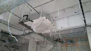 Retail Aircon Installation